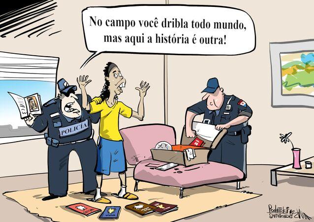 Truques perigosos de Ronaldinho