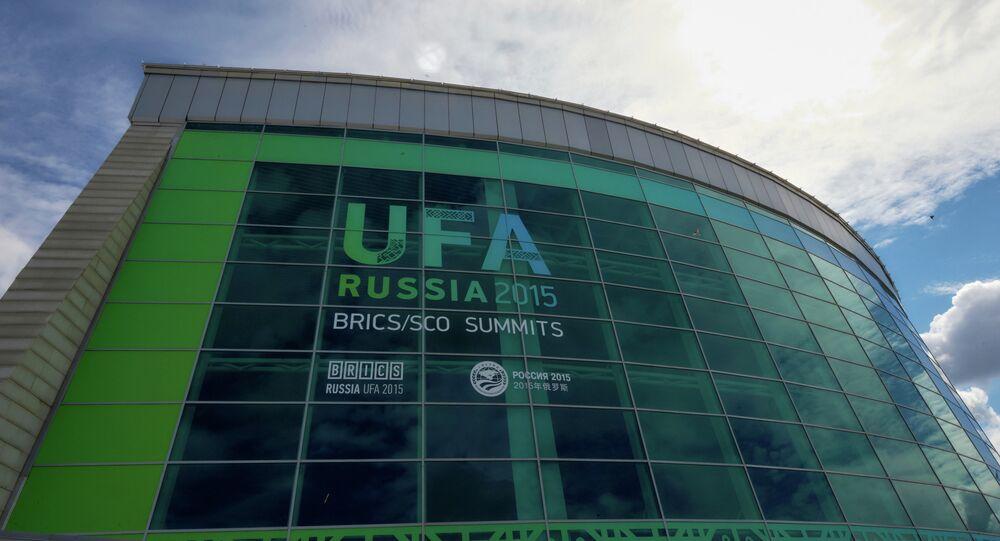 Ufa in anticipation of SCO and BRICS summits