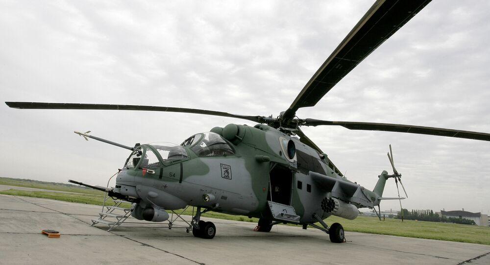 Mi-24P,arquivo