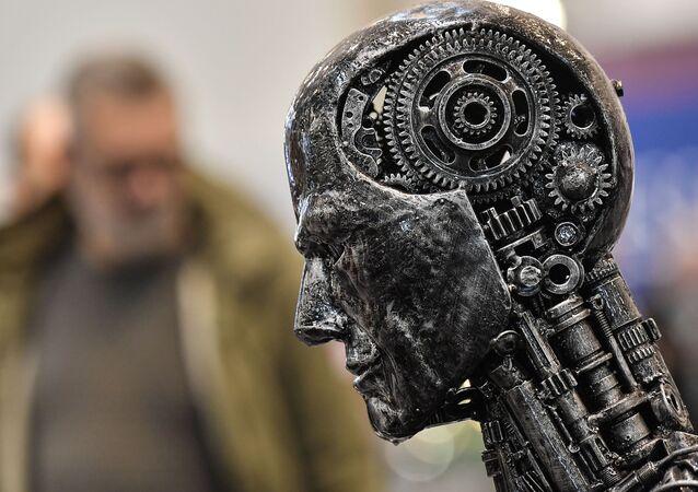 Inteligência Artificial, imagem referencial.