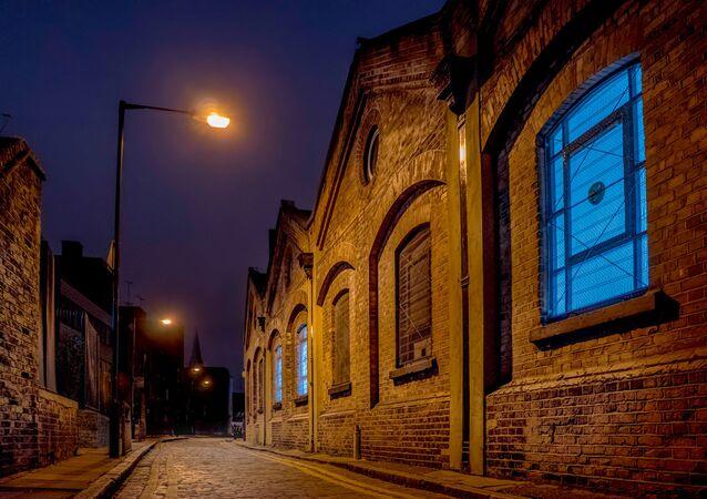 Ruas de Whitechapel em Londres (imagem referencial)