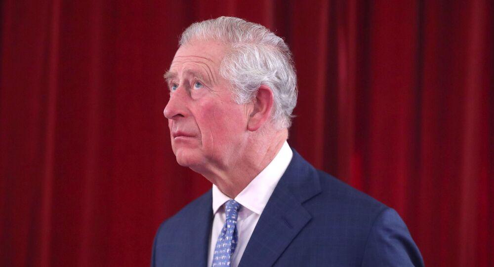 Príncipe Charles (foto de arquivo)