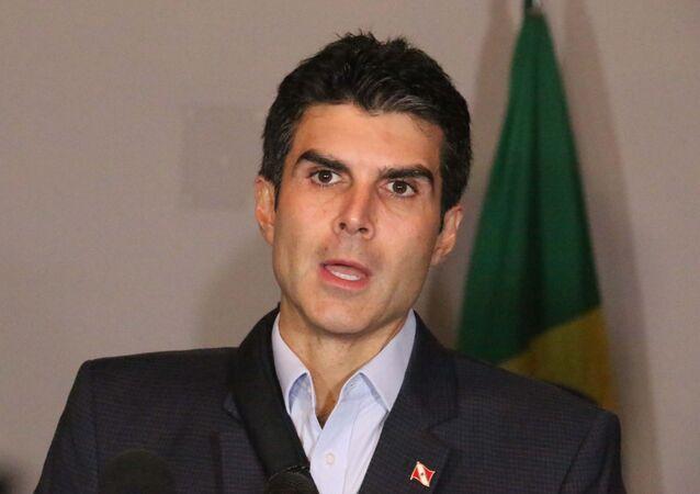 Governador do estado do Pará Helder Barbalho