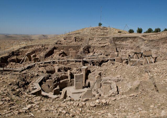 Ruínas de Göbekli Tepe