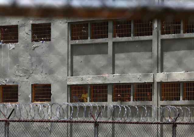 Prisão de Rodeo III, em Guatire, Venezuela (foto do arquivo)