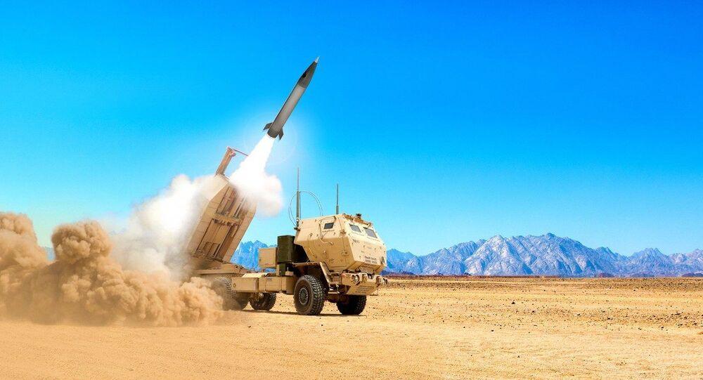 O Precision Strike Missile (PrSM) é míssil de precisão de última geração, de longo alcance, projetado para o programa PrSM do Exército dos EUA