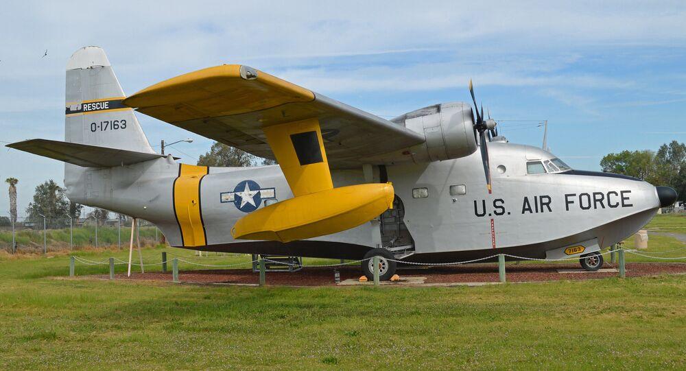 Avião Albatross