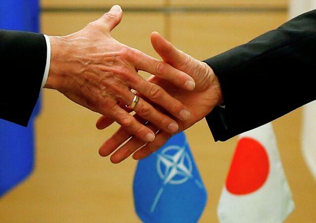 OTAN e Japão