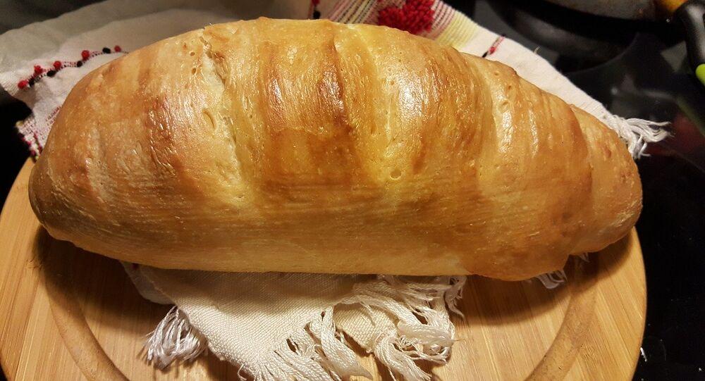 Pão (imagem referencial)