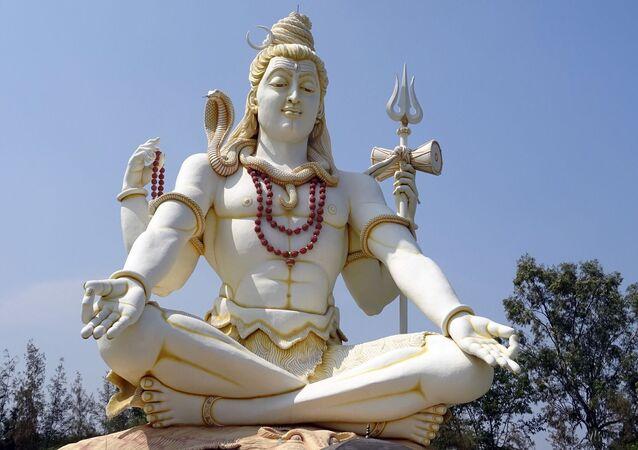 Estátua de Shiva (imagem ilustrativa)