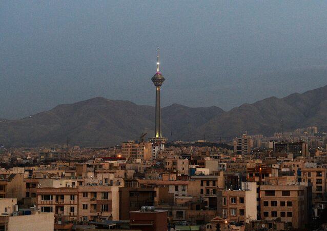 Teerã, capital do Irã