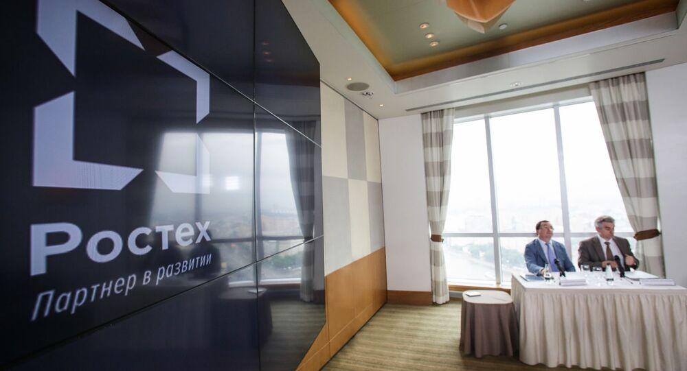 Rostec, parceira no desenvolvimento