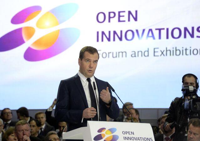 A edição deste ano do fórum Inovações Abertas, na capital russa, será aberta ao público