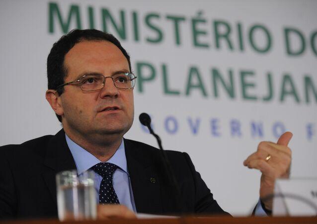 Ministro do Planejamento, Orçamento e Gestão, Nelson Barbosa