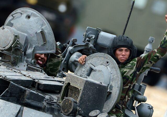 Jogos Militares Internacionais 2015