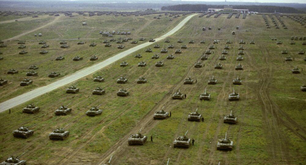 Exercícios militares Zapad-81