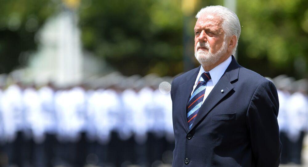 O ministro-chefe da Casa Civil, Jaques Wagner