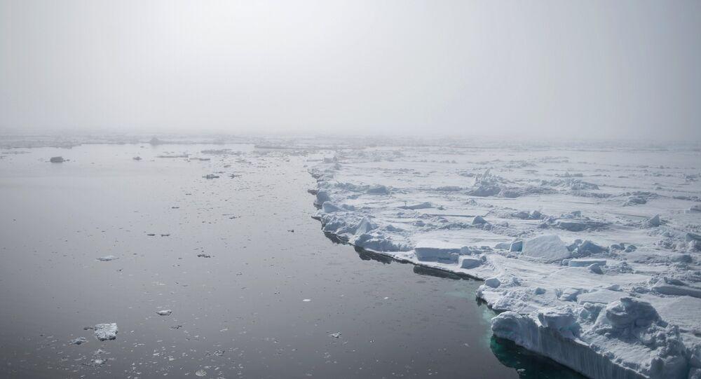 Mar de Kara, Ártico russo