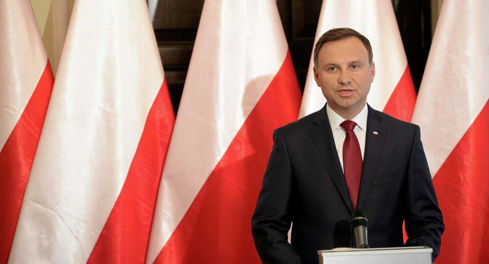Presidente da Polônia, Andrzej Duda