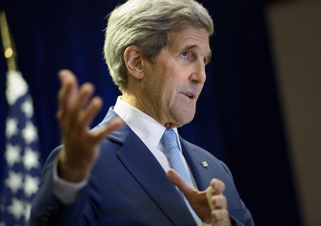 John Kerry em agosto de 2015