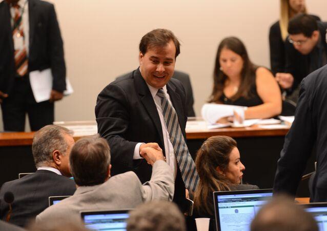 Deputado Rodrigo Maia (DEM-RJ)