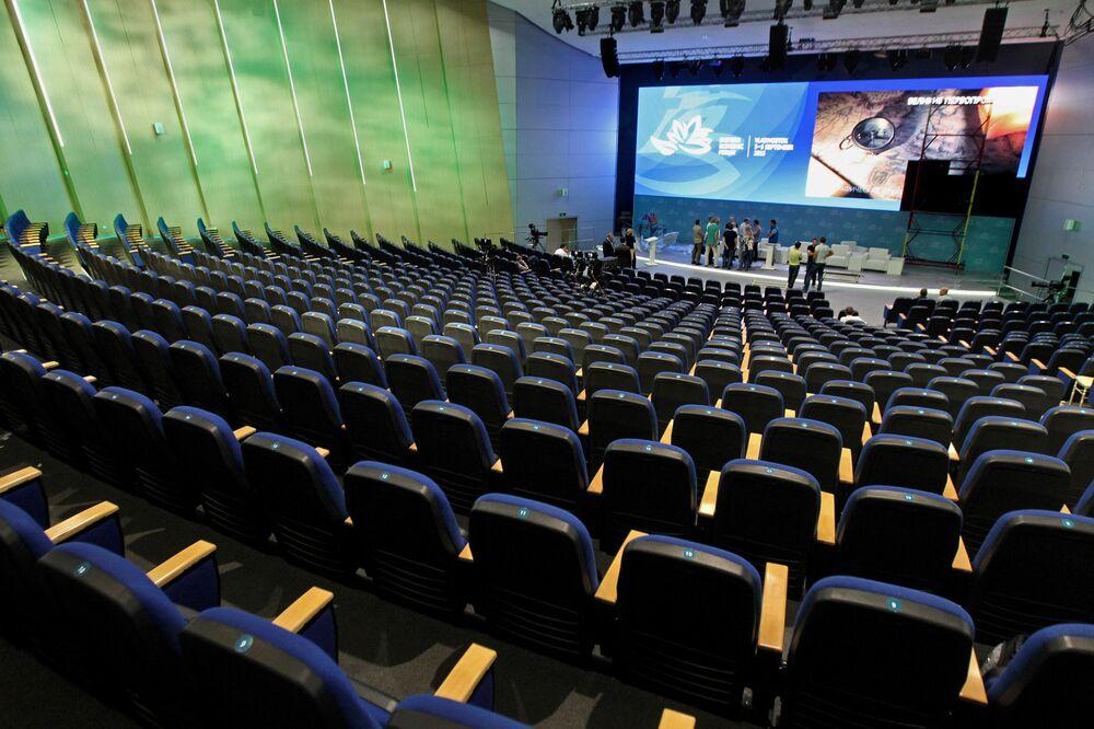 Universidade Federal de Extremo Oriente prepara-se para hospedar o Fórum Econômico do Oriente na cidade de Vladivostok