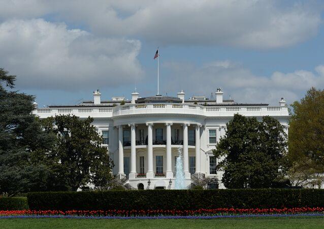 Casa Branca, residência oficial do Presidente dos Estados Unidos