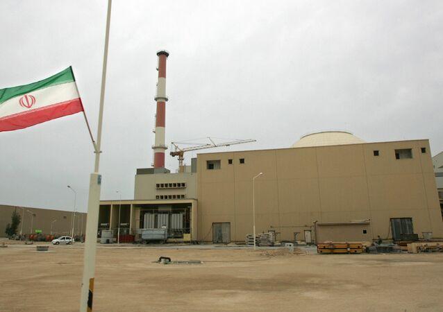 Central nuclear de Bushehr, no Irã (imagem referencial)
