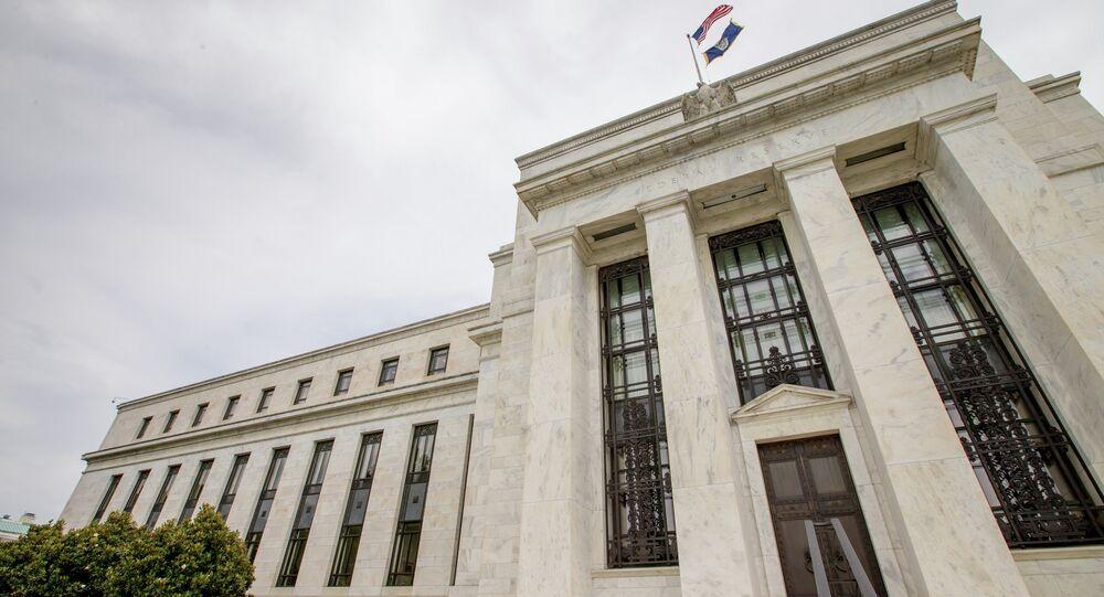 Sede do Sistema de Reserva Federal (Fed), o banco central dos Estados Unidos