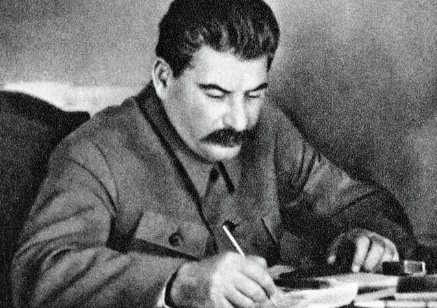 Josef Stalin, líder soviético entre 1922 e 1953, foi um dos aliados de Vladimir Lenin na Revolução