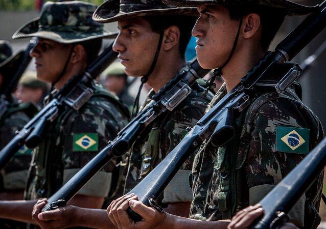 Exército brasileiro.