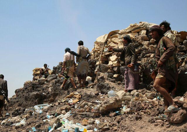 A guerra civil no Iêmen já provocou quase cinco mil mortes.