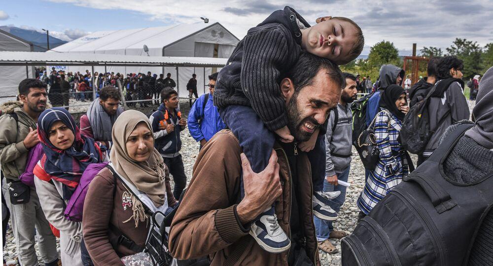 EUA receberam apenas cerca de 1.500 refugiados sírios desde o início da guerra civil da Síria