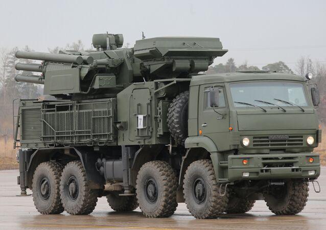 Sistema de defesa Pantsir
