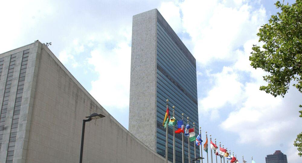 Sede da ONU em Nova York