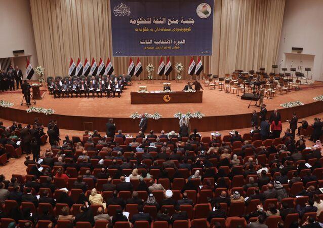 Parlamento do Iraque.