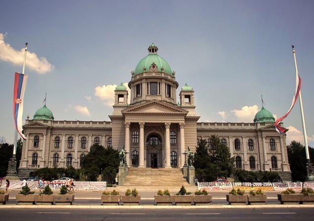 Parlamento da Sérvia