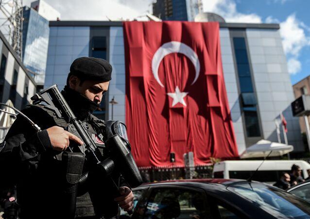 Militar da Turquia (foto de arquivo)