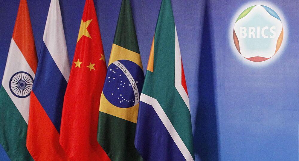 Bandeiras dos BRICS