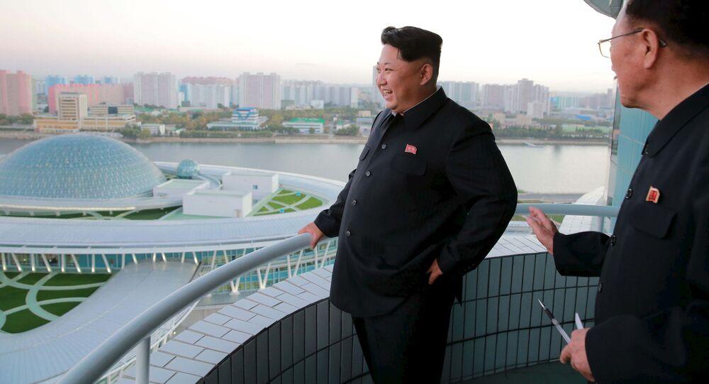 Arquitetura norte-coreana enigmática