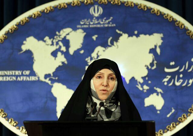Marzieh Afkham assumirá a embaixada do Irã na Malásia no final de novembro.