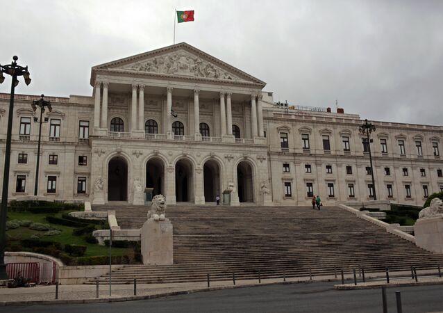 Parlamento de Portugal. Lisboa