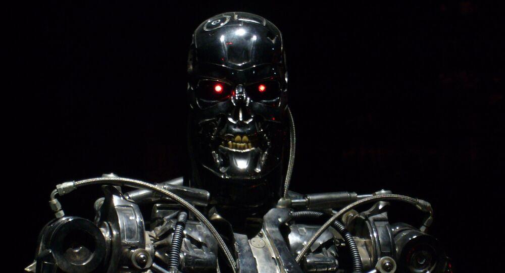 Cena do filme O Exterminador do Futuro, de James Cameron (foto de arquivo)