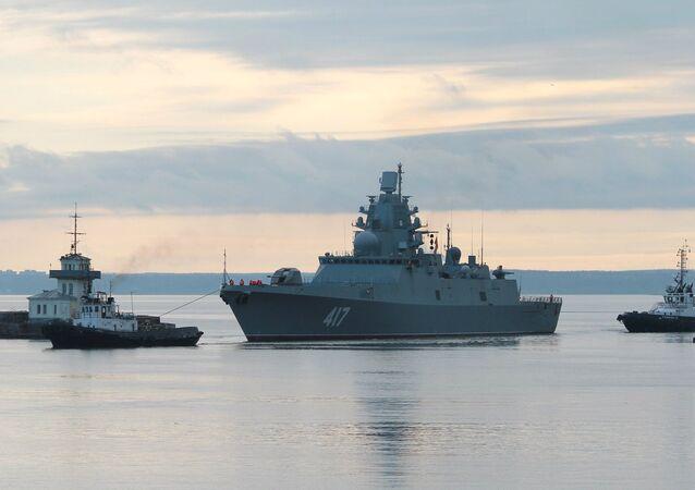 Fragata Almirante Gorshkov