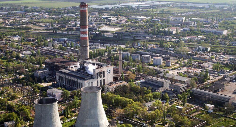 Usina Termelétrica de Simferopol