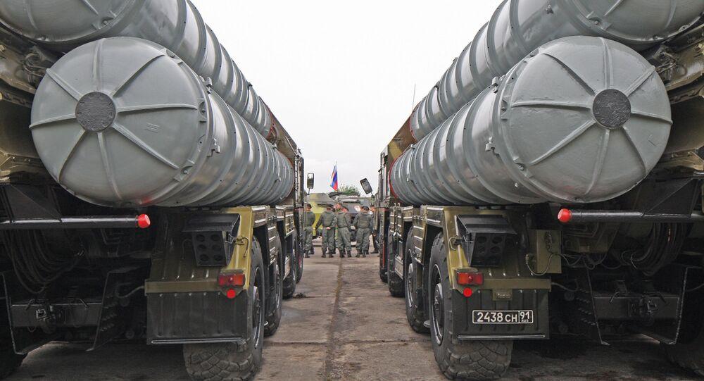 Sistema de mísseis antiaéreos S-300