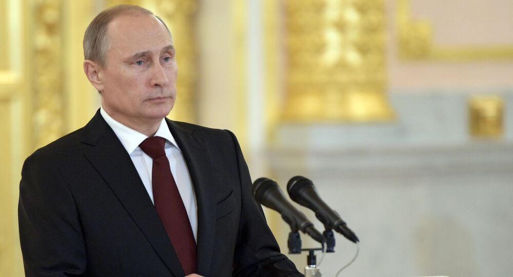 Presidente da Rússia, Vladimir Putin