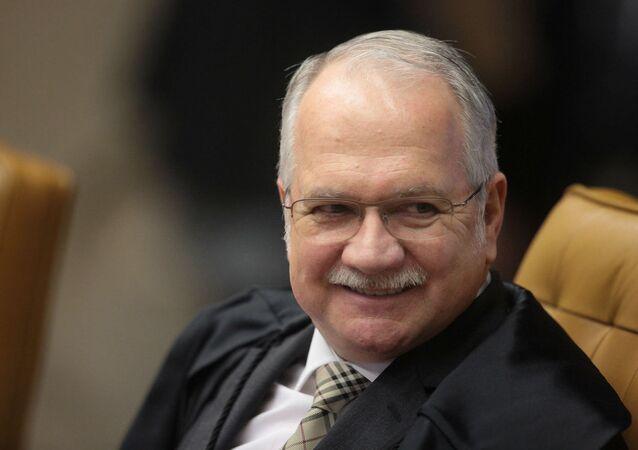 Ministro Luiz Edson Fachin, do STF.