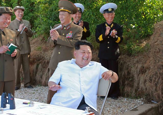 Kim Jong-Un (foto de arquivo)