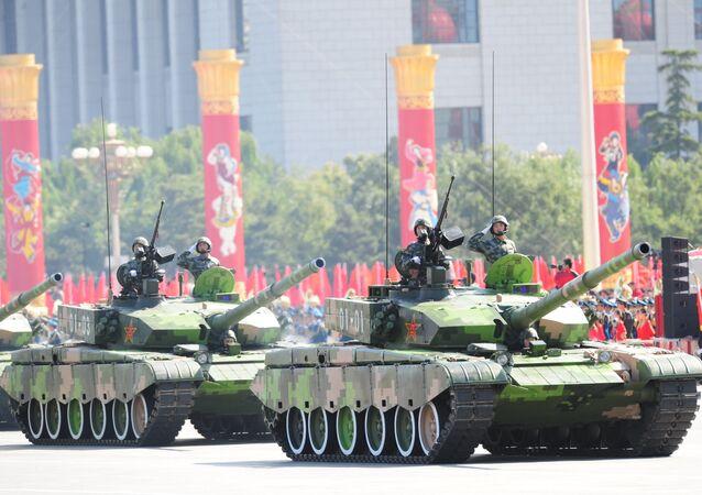Exército chinês